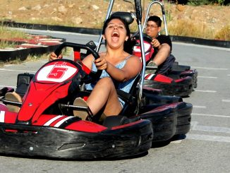Go Kart in Marmaris